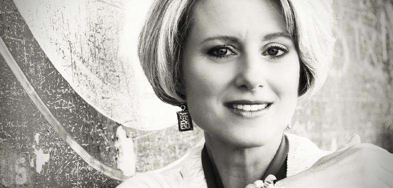 Portrait of Karen Bruestle