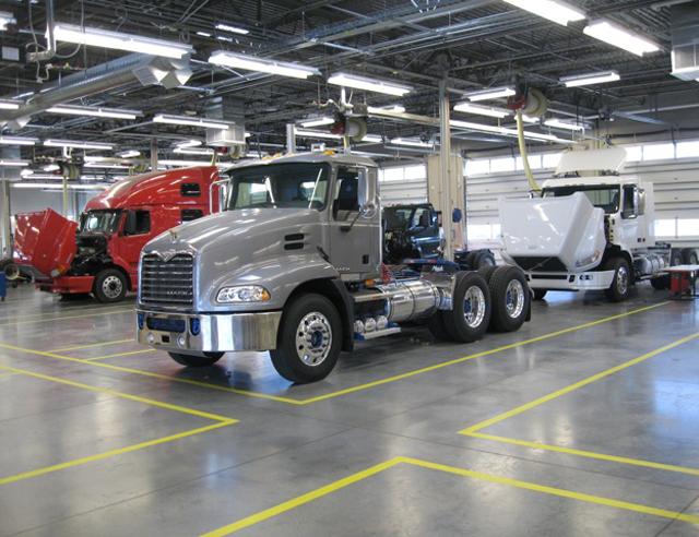 Heavy Duty Truck Program