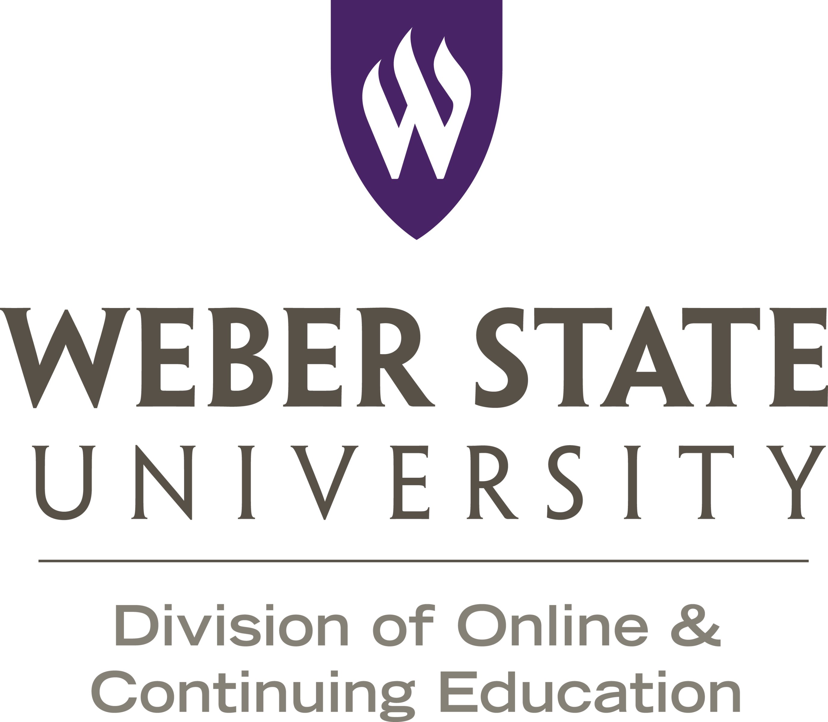 Weber State University Division of Online & Continuing Education