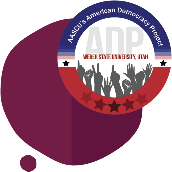 American Democracy Project logo