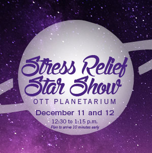 stress relief show
