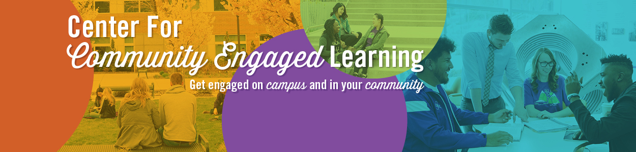 CCEL - get engaged on campus and your community