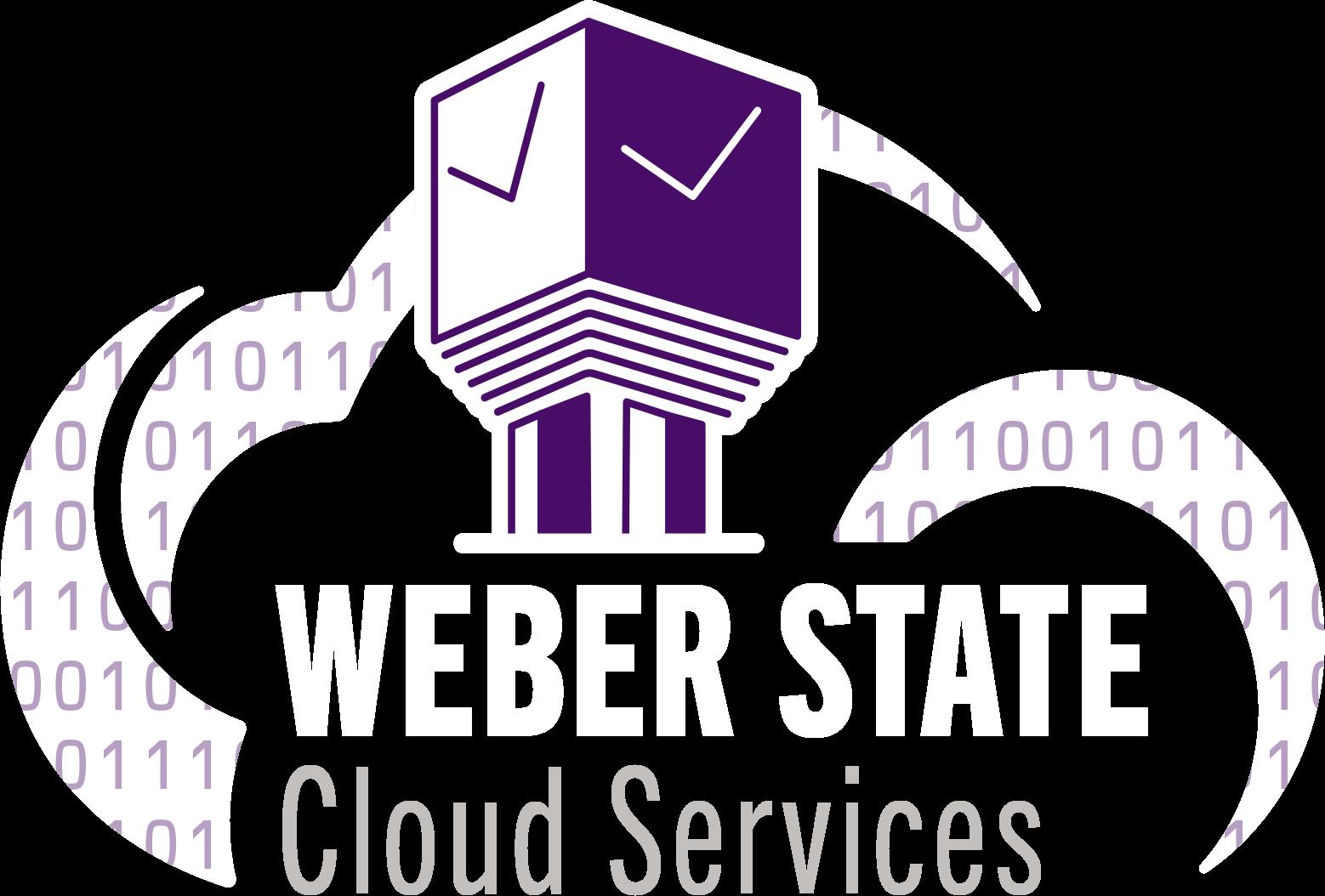 Weber State University Cloud Services
