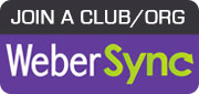 Join a Club or Organization by logging into WeberSync