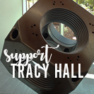 Support Tracy Hall