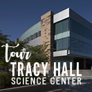 Tour Tracy Hall