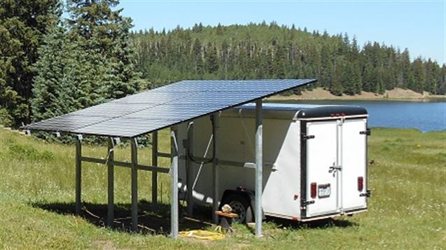 solar power generators