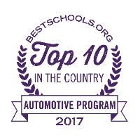 top ten in the country automotive program in 2017