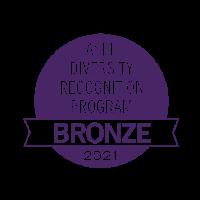 ASEE diversity recognition program bronze 2021