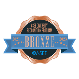 Bronze Level Recognition for the ASEE Diversity Recognition Program