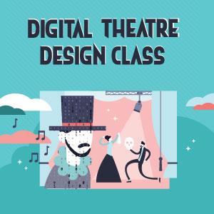 digital theatre design class
