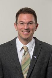 Dr. Christopher Trampel head shot