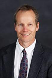 Dr. Christian Hearn head shot