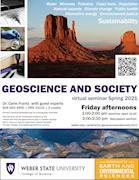 Geoscience and Society