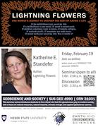 Katherine Standefer - Lightning Flowers