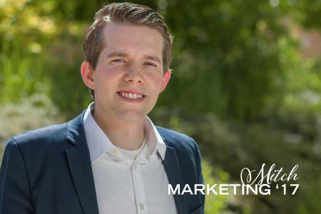 Mitch, Marketing '17