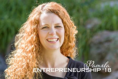 pamela, entrepreneurship, '18