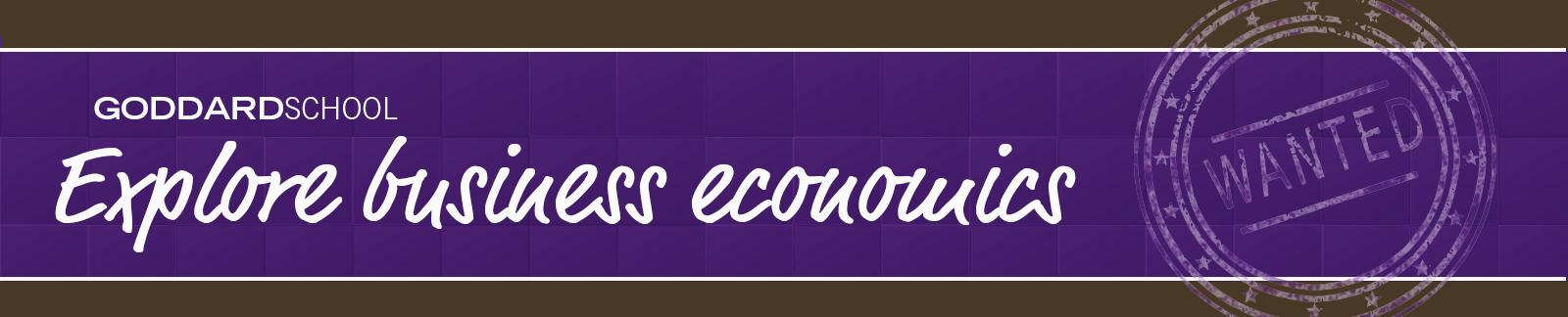 Explore Business Economics