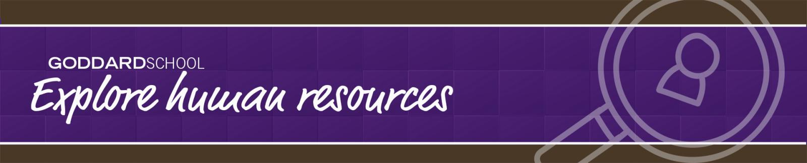 Explore human resources
