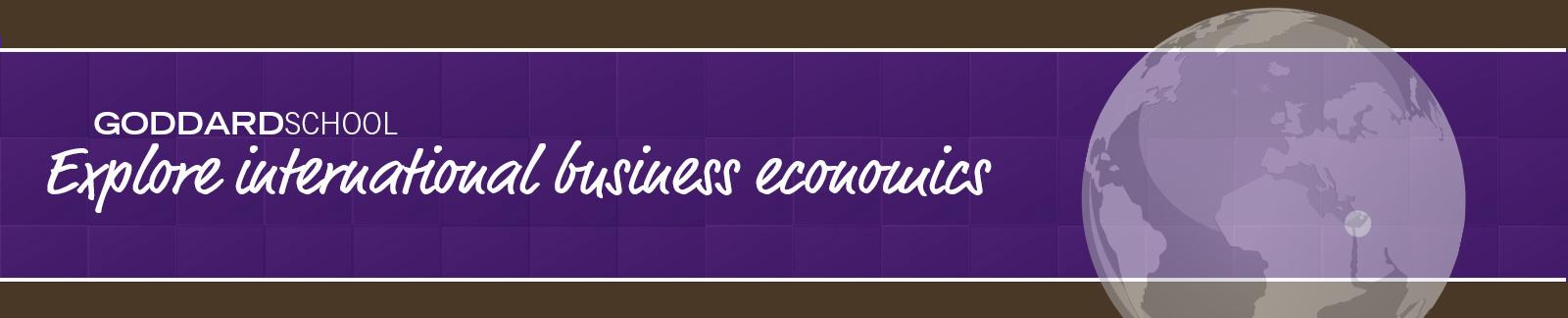 Explore Economics