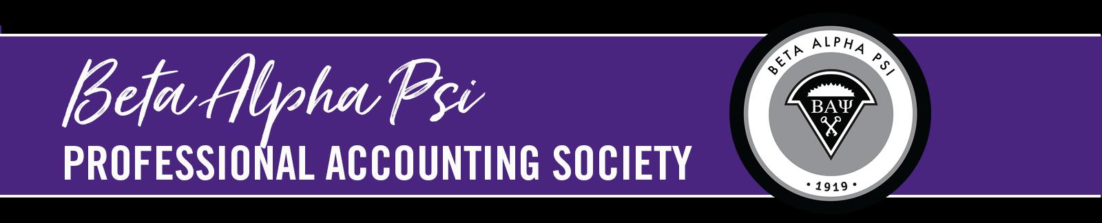 Beta Alpha Psi, Accounting Club