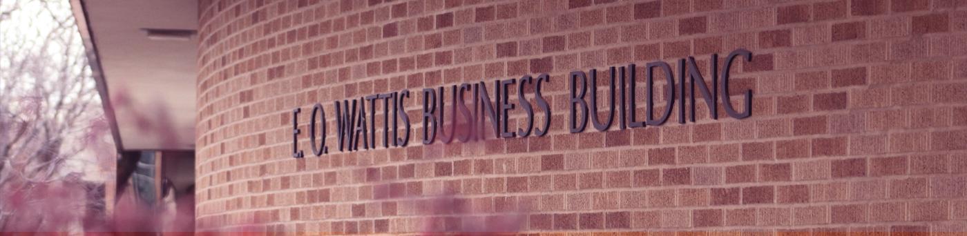 Business & Economics Careers Begin Here