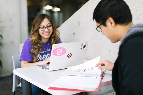 students mentoring