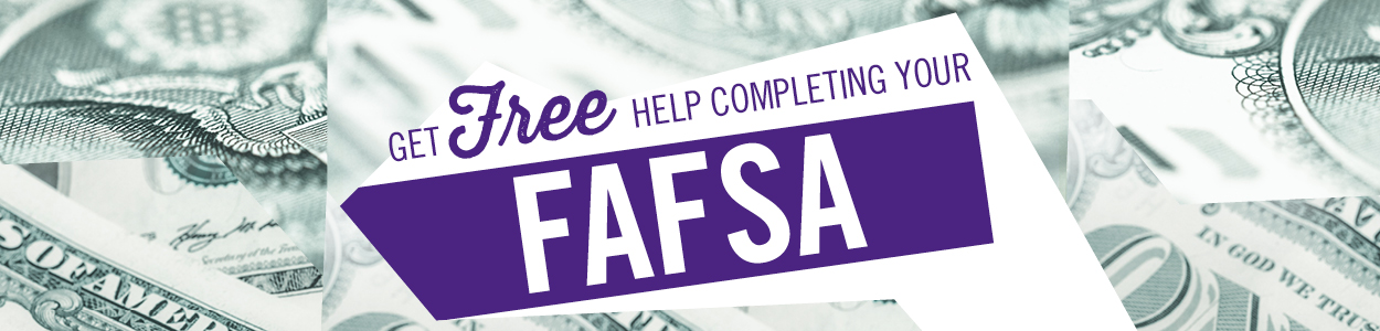 get free help completing your fafsa