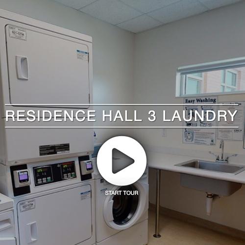 Residence Hall 3 Laundry