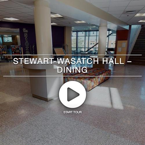 Stewart Wasatch Hall Dining