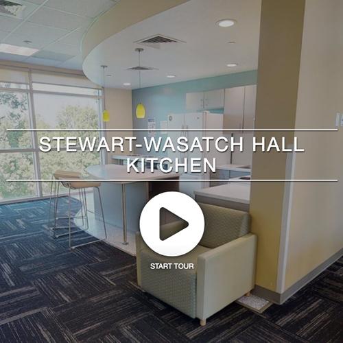 Stewart Wasatch Hall Kitchen
