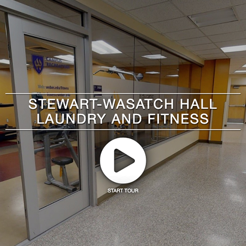 Stewart Wasatch Hall Laundry and Fitness