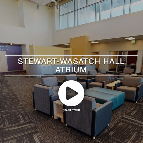 Stewart Wasatch Hall Atrium