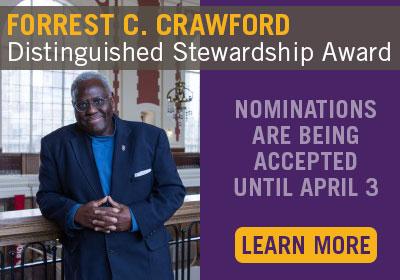 Forrest C. Crawford