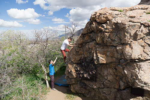 ocf9 bouldering