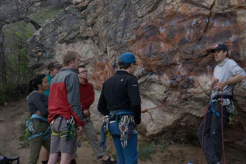 ocf9 outside climb