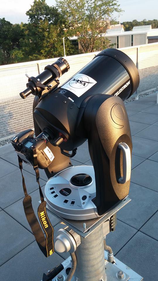 WSU Telescope