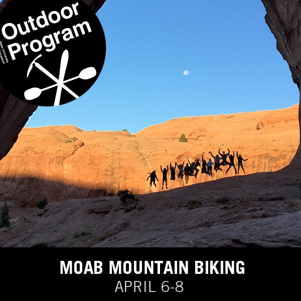 Moab Mountain Biking April 6-8