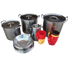 group cook set