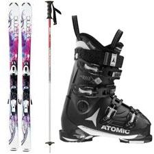 alpine ski package