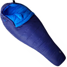 3 season sleeping bag and pad
