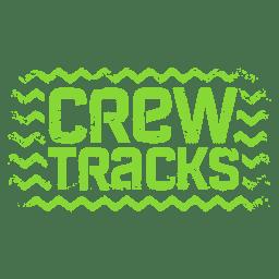 crew tracks