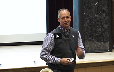 Keith Titus - Sales Lecture Series