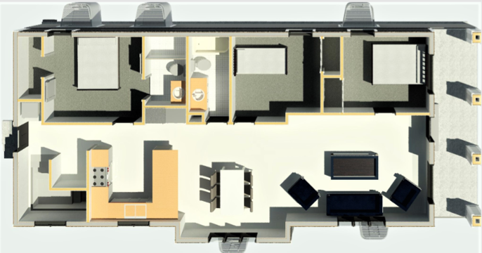inside renderings