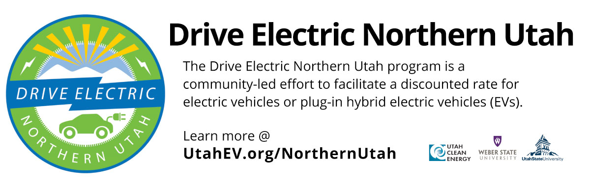 Drive Electric Northern Utah