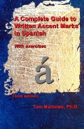Cover of Accent Mark text book
