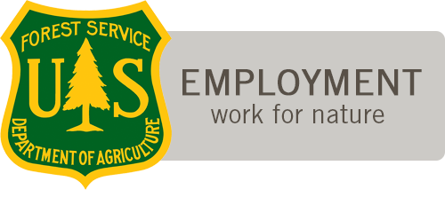 Employment with the Forest Service - work for nature