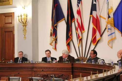Rob Bishop Chairing the House National Parks, Forests and Public Lands Subcommittee