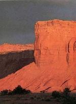 Moenkipi cliffs, Torrey, Utah, near Capitol Reef National Park.