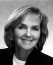 Photo of Nancy Hanks Baird.